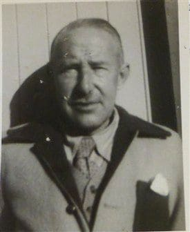 Captain William H Gregson Owner of Borley Rectory and who caused the fire at Borley Rectory in February 1939