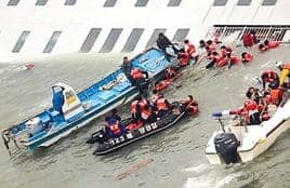 Sewol Ferry Disaster